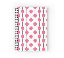 The Droplet Lite - Pink Spiral Notebook