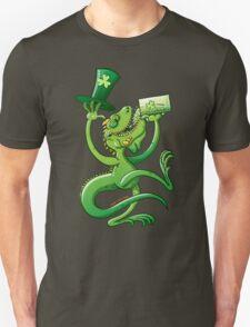 Saint Patrick's Day Iguana T-Shirt