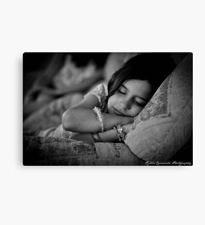 Sleep Beauty #2 Canvas Print