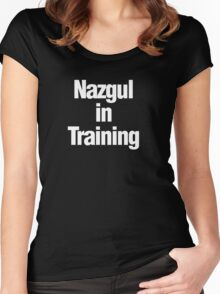 Nazgul in Training Women's Fitted Scoop T-Shirt