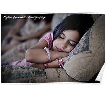 Sleep Beauty #2 (orginal) Poster