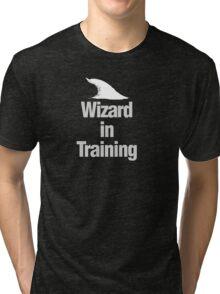 Wizard in Training Tri-blend T-Shirt