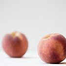 Pair of Peaches by Hege Nolan