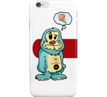Ice Cream Monster iPhone Case/Skin