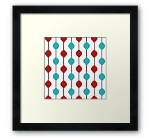 The Droplet Lite - Patriot Framed Print
