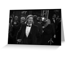 Mr Jolie-Pitt Greeting Card