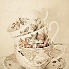 Teacups by AnnieD