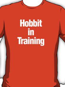 Hobbit in Training T-Shirt