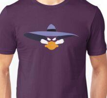 Darkwing Duck Minimalistic Design Unisex T-Shirt