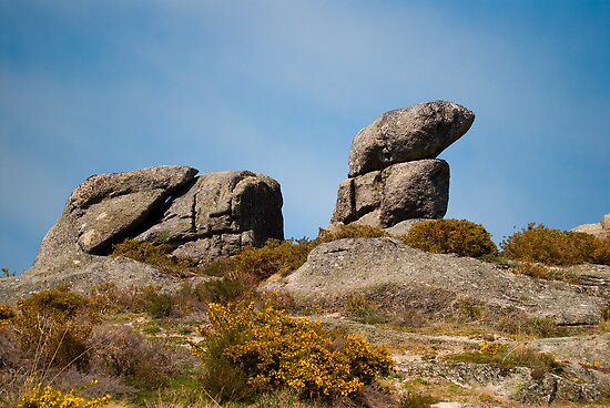 Tartargua, Castro Laboreiro, Parque Nacional da Peneda-Gerês, Portugal by Andrew Jones