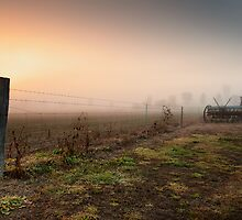 Fields of Yesterday by Michael Howard