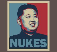 Kim Jong-un NUKES by REALSTORE
