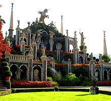Isola Bella - Baroque on steroids by Michael Brewer
