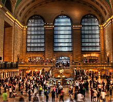 GRAND CENTRAL STATION by Diane Peresie