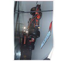 McLaren F1 Car Poster
