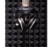 iPHONE MICROPHONE2 by buniquedesignz