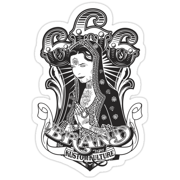 Miss Kitty Guadalupe by Rob Stephens