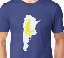 Air Diego Argentina Unisex T-Shirt