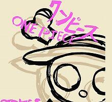 One Piece Mugiwara by shellsmile