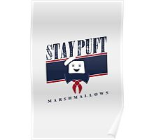 Stay Puft Marshmallows Poster