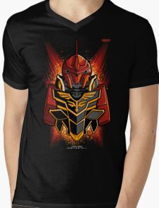 Sinanju Mens V-Neck T-Shirt
