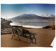 Seat with a View Poster