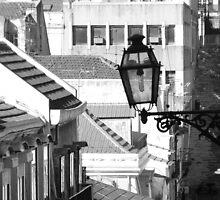 Streets of Lisbon #1 by Afonso Azevedo Neves