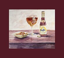 Leffe Blonde Card by Patsy Smiles