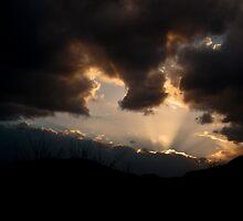 Rays of Hope by Hasan Ibrahim