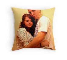 Liam & Kerry Throw Pillow