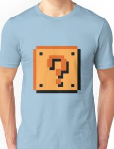 Question Brick Unisex T-Shirt