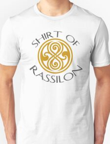 shirt of rassilon T-Shirt