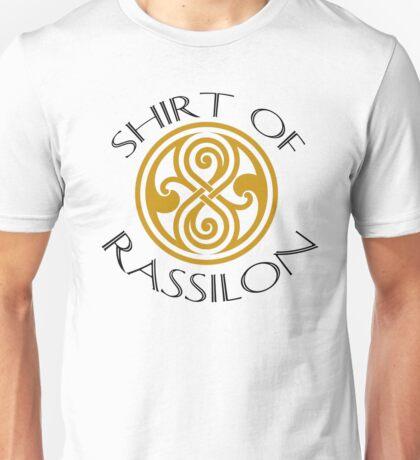 shirt of rassilon Unisex T-Shirt