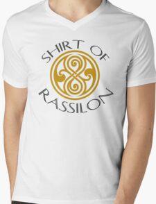 shirt of rassilon Mens V-Neck T-Shirt