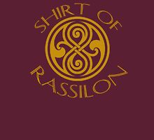 shirt of rassilon -gold Unisex T-Shirt