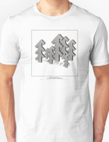 Shubie Shadow Forest Unisex T-Shirt