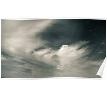 Cloud Art Poster