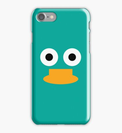 Perry The Platypus iPhone Case/Skin