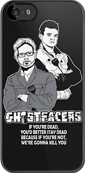 GhostFacers by satansbrand