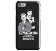 GhostFacers iPhone Case/Skin