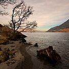Ullswater Afternoon by John Hare