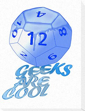 geeks are cool  by IanByfordArt