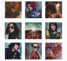 My Chemical Romance Kids Clothes