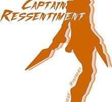 Yosuke, Captain Ressentiment by Rickseriastar