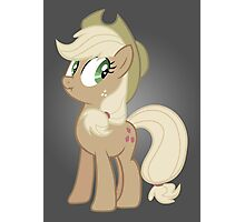 Applejack lies Photographic Print