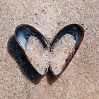 mussel heart by Michael Brewer