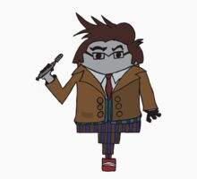 The Tenth Doctor by Pogoshots