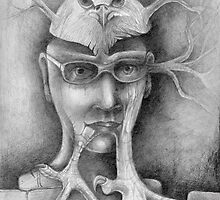 Intellectual Humpty. by Andy Nawroski