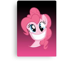 Pinkie Pie Party in my Head no text Canvas Print