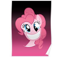 Pinkie Pie Party in my Head no text Poster